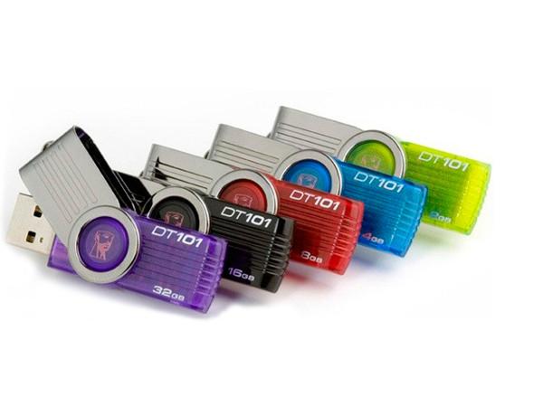 MEMORIAS USB & SD